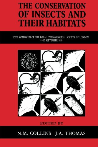 9780124146112: The Conservation of Insects and their Habitats