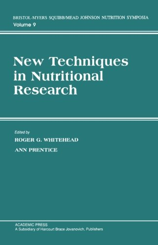 9780124146440: New Techniques in Nutritional Research