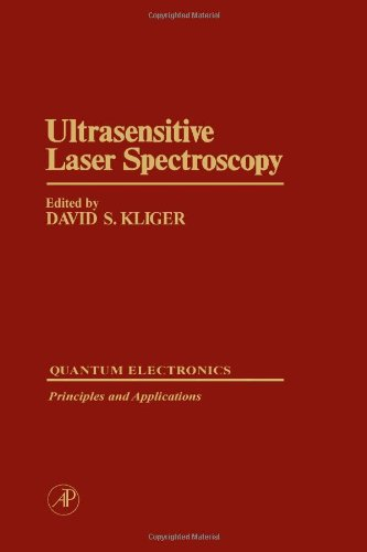 9780124149809: Ultrasensitive Laser Spectroscopy (Optics & Photonics Series)