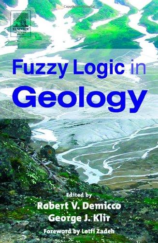 9780124151468: Fuzzy Logic in Geology
