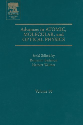 9780124156586: Advances in Atomic, Molecular, and Optical Physics: Volume 50