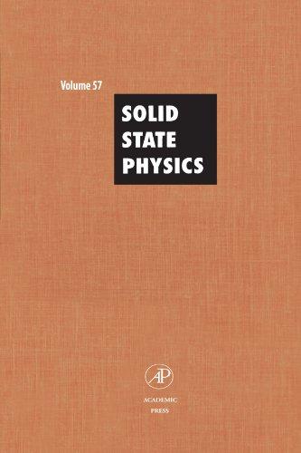 9780124156616: Solid State Physics, Volume 57: Volume 57