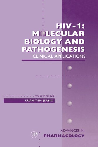 9780124156647: HIV-1: Molecular Biology and Pathogenesis: Clinical Applications