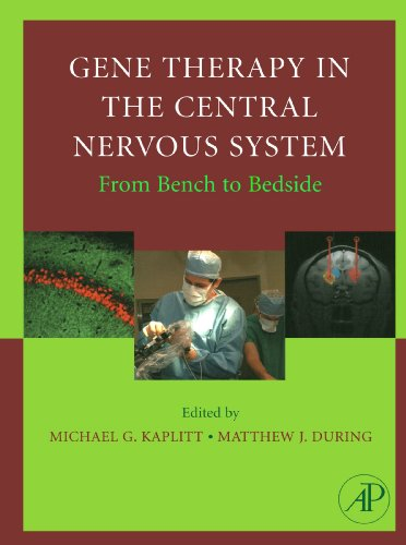 9780124156968: Gene Therapy in the Central Nervous System: From Bench to Bedside