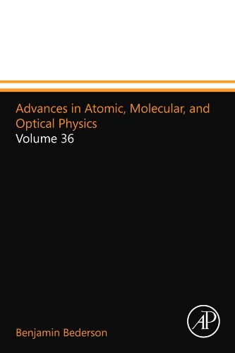 9780124157019: Advances in Atomic, Molecular, and Optical Physics: Volume 36