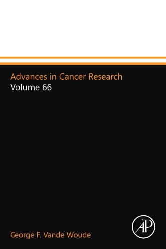 9780124157064: Advances in Cancer Research: Volume 66