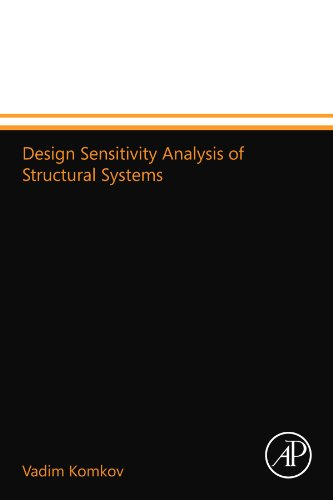 9780124157293: Design Sensitivity Analysis of Structural Systems