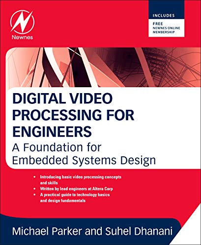 9780124157606: Digital Video Processing for Engineers