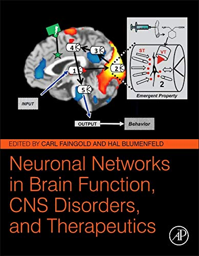 9780124158047: Neuronal Networks in Brain Function, CNS Disorders, and Therapeutics
