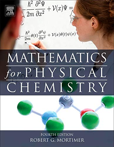 9780124158092: Mathematics for Physical Chemistry, Fourth Edition