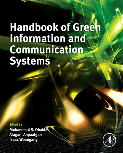 9780124158443: Handbook of Green Information and Communication Systems