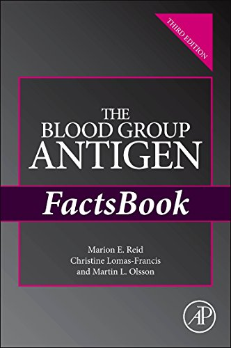 9780124158498: The Blood Group Antigen FactsBook