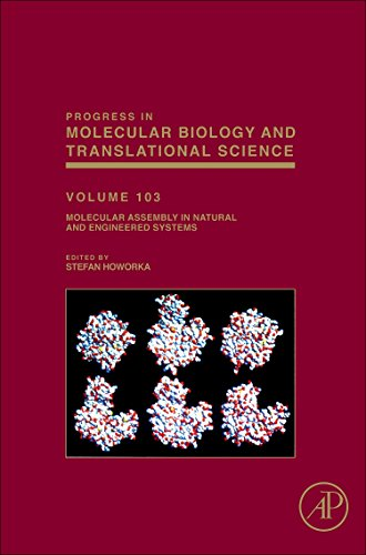 9780124159068: Molecular Assembly in Natural and Engineered Systems, Volume 103 (Progress in Molecular Biology and Translational Science)
