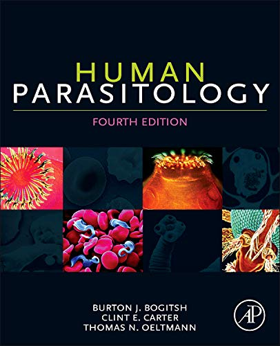 9780124159150: Human Parasitology, Fourth Edition