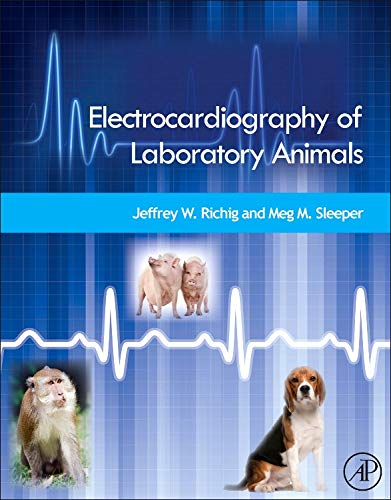 9780124159365: Electrocardiography of Laboratory Animals