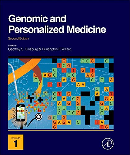 9780124159389: Genomic and Personalized Medicine