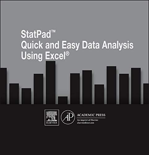 9780124159518: StatPad