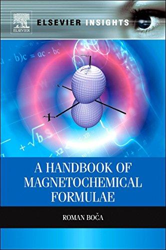 A Handbook of Magnetochemical Formulae: Roman Boca