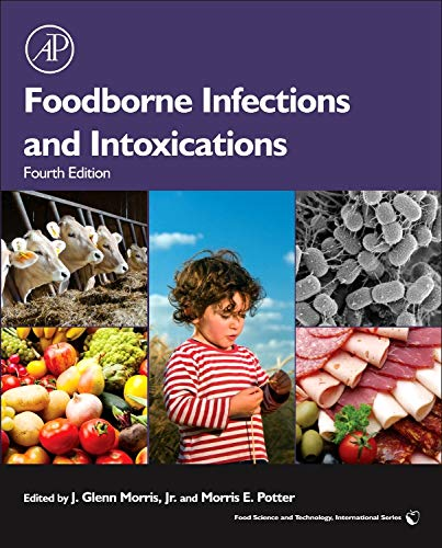 9780124160415: Foodborne Infections and Intoxications, Fourth Edition (Food Science and Technology)