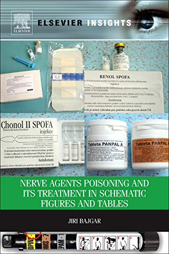 9780124160477: Nerve Agents Poisoning and its Treatment in Schematic Figures and Tables (Elsevier Insights)