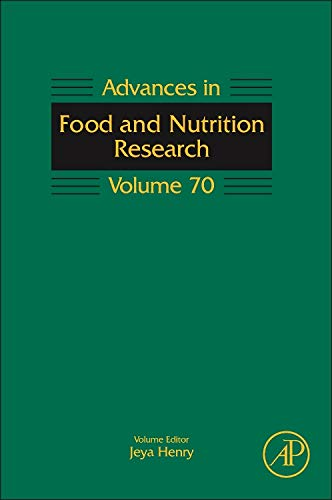 9780124165557: Advances in Food and Nutrition Research, Volume 70