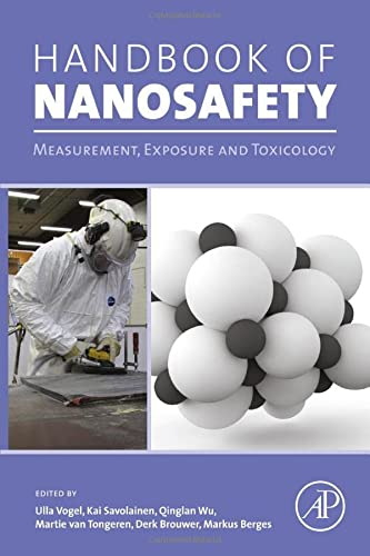 9780124166042: Handbook of Nanosafety: Measurement, Exposure and Toxicology