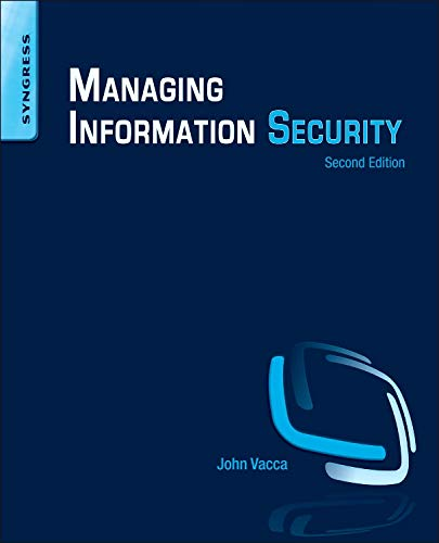 9780124166882: Managing Information Security