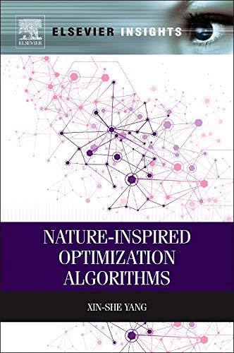 9780124167438: Nature-Inspired Optimization Algorithms (Elsevier Insights)