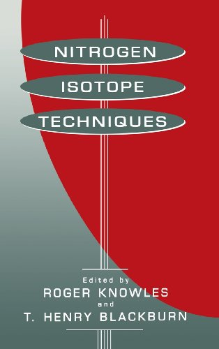 9780124169654: Nitrogen Isotope Techniques (Isotopic Techniques in Plant, Soil, and Aquatic Biology) (v. 1)
