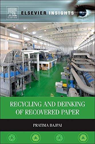 9780124169982: Recycling and Deinking of Recovered Paper (Elsevier Insights)