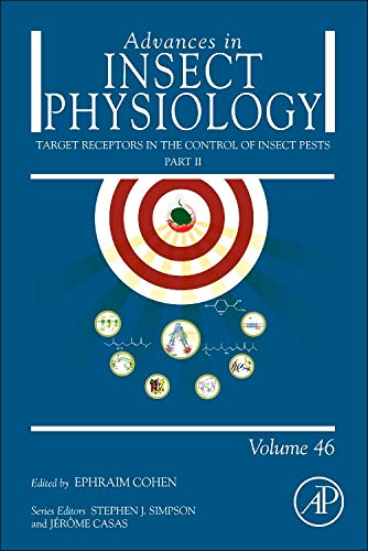 9780124170100: Target receptors in the control of insect pests: Part II, Volume 46 (Advances in Insect Physiology)