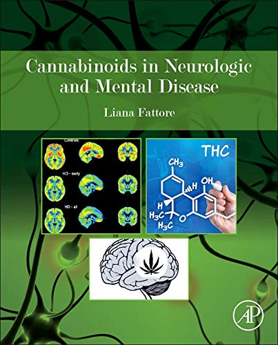 9780124170414: Cannabinoids in Neurologic and Mental Disease