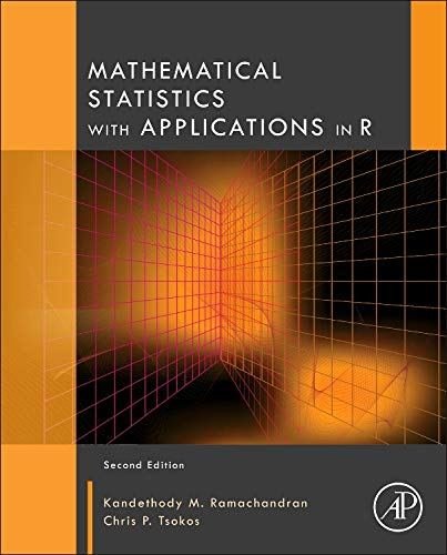 9780124171138: Mathematical Statistics with Applications in R