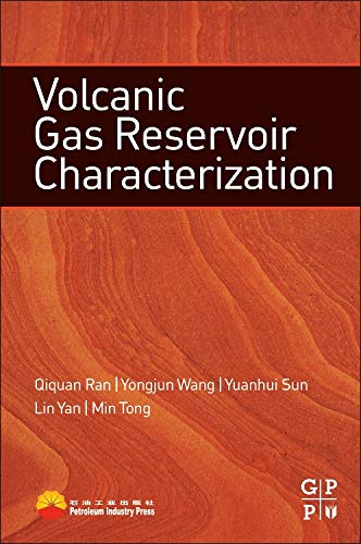9780124171312: Volcanic Gas Reservoir Characterization