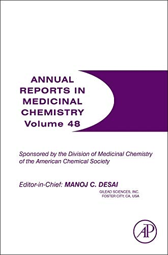 9780124171503: Annual Reports in Medicinal Chemistry, Volume 48