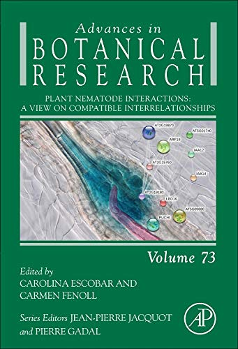 9780124171619: Plant Nematode Interactions, Volume 73: A view on compatible interrelationships (Advances in Botanical Research)
