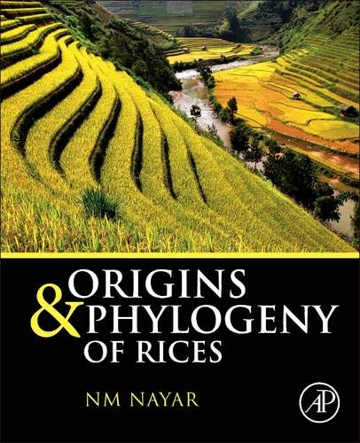 9780124171770: Origins and Phylogeny of Rices