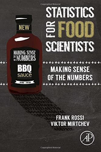 9780124171794: Statistics for Food Scientists: Making Sense of the Numbers