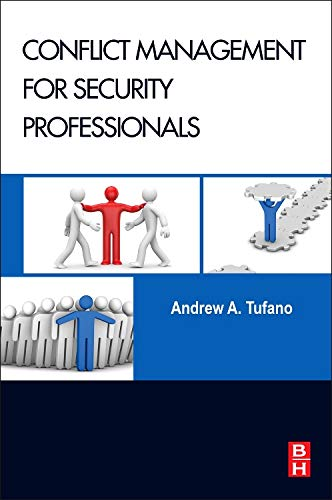 9780124171961: Conflict Management for Security Professionals