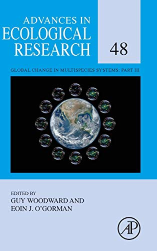9780124171992: Global Change in Multispecies Systems: Part 3 (Advances in Ecological Research)