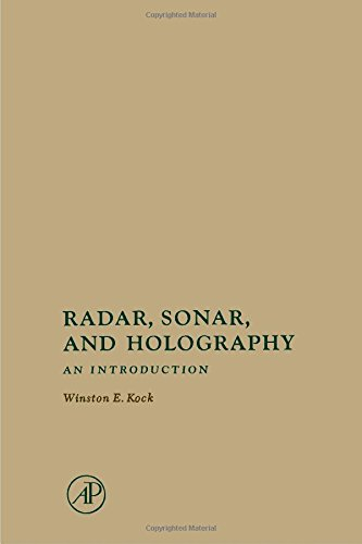 9780124174504: Radar, Sonar and Holography: An Introduction