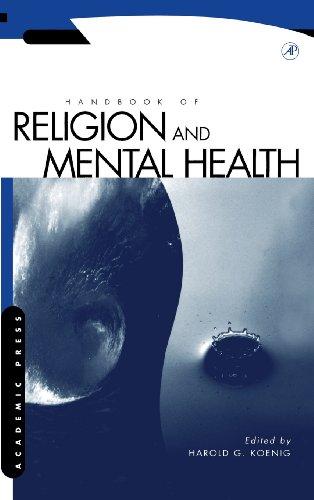 9780124176454: Handbook of Religion and Mental Health