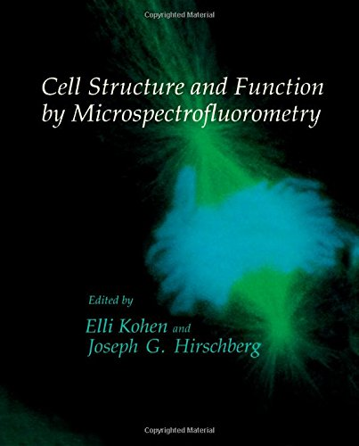 9780124177604: Cell Structure and Function by Microspectrofluorometry (Analytical Cytology Series)