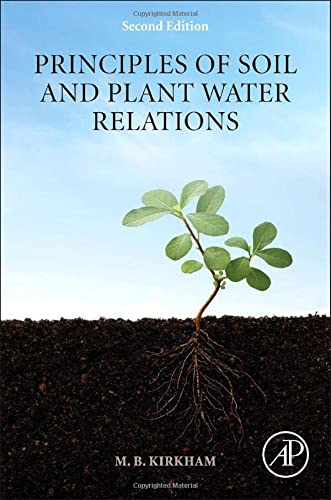 9780124200227: Principles of Soil and Plant Water Relations, Second Edition