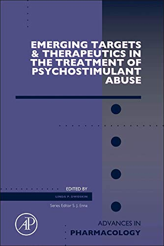 9780124201187: Emerging Targets & Therapeutics in the Treatment of Psychostimulant Abuse, Volume 69 (Advances in Pharmacology)