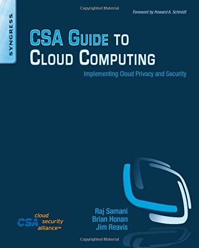 9780124201255: CSA Guide to Cloud Computing: Implementing Cloud Privacy and Security