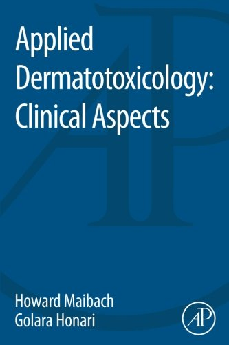 9780124201309: Applied Dermatotoxicology: Clinical Aspects