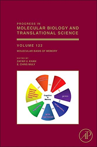 9780124201705: Molecular Basis of Memory, Volume 122 (Progress in Molecular Biology and Translational Science)