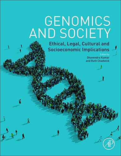 9780124201958: Genomics and Society: Ethical, Legal-Cultural, and Socioeconomic Implications