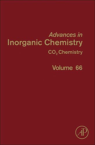 9780124202214: Co2 Chemistry (Advances in Inorganic Chemistry (Ex'& Radiochemistry)